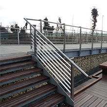 Stainless steel metal balcony railing design&stainless steel rod railing