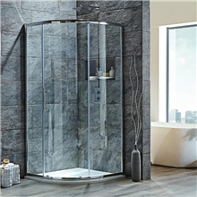Bathroom shower enclosure 6mm shower doors