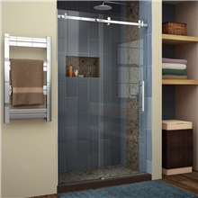 High quality bath shower screen glass sliding door morden sliding door