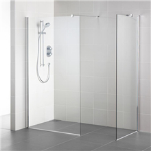 Walk in modern and fashion rain shower door