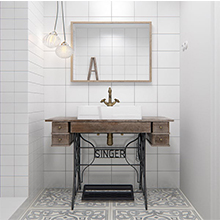 plywood and double sink bathroom vanity,bathroom accessory