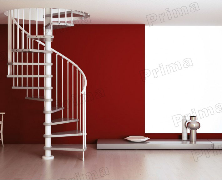 J-spiral staircase design guide  wrought iron spiral staircase prices