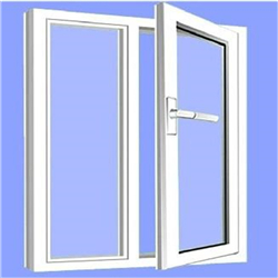 Competitive price high quality aluminum swing casement window-A