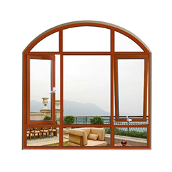 new design aluminium alloy outward sliding window in Guangdong Foshan China-A